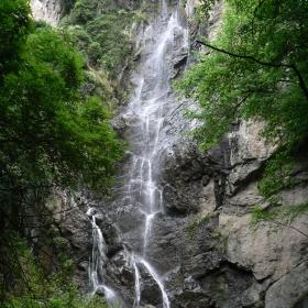 На-високият водопад в Родопите?