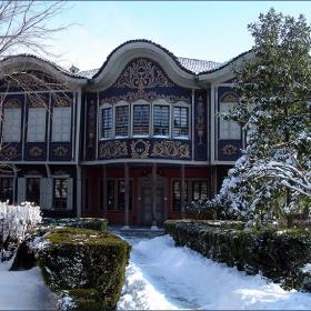 Зима в Стария Пловдив