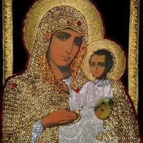 Икона на Св. Богородица с Младенеца