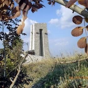 Есента при Паметника в Перущица
