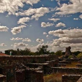 Римска крепост в гр.Хисара