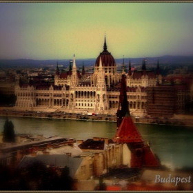 Budapest One beutiful European city