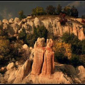 есен в Зимзелен(каменната сватба)