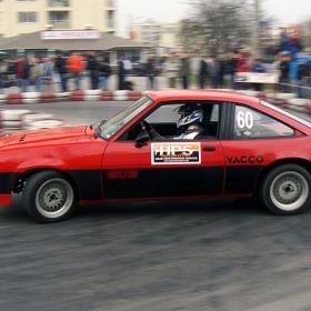 Opel Manta - Дрифт състезание 11.15.2008