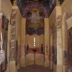 Средновековна църква в Кюстендил