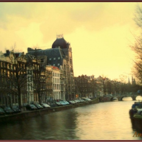 Amsterdam One Beautiful European City