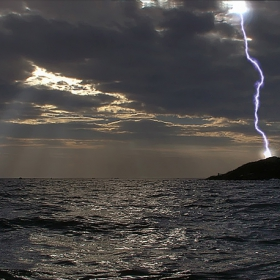Усещане за буря