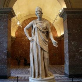 Атина Палада - Лувъра