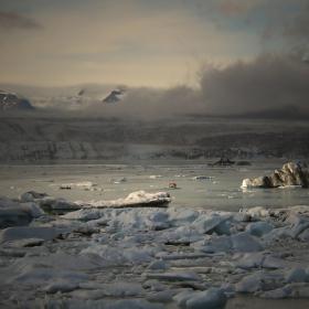 пътуване сред ледовете