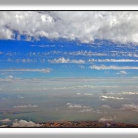 ...между небето и земята...