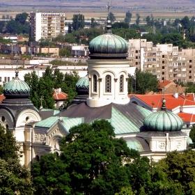 Храмът и Града