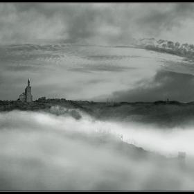 пролетни мъгли над Янтра