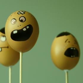 Идиота, Нервака и Ревльо :)))      (от ляво на дясно)
