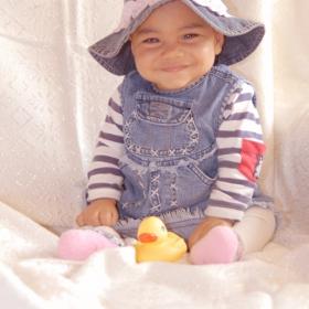 малката Жужа:)