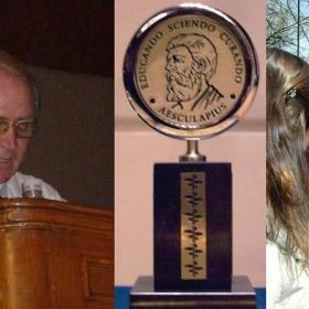 Наградата Ескулап бе присъдена на проф. д-р Кирил Романски за цялостен принос