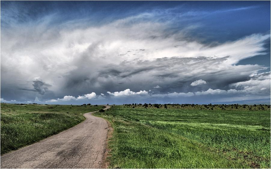 Пътят към облаците