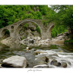 Дяволският мост на р.Арда