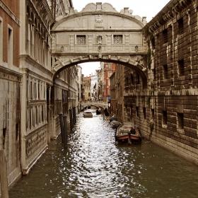Мостът на въздишките,Венеция