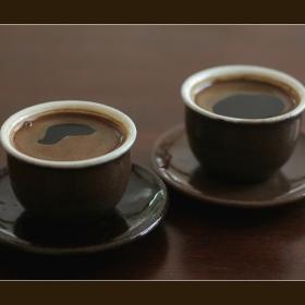 ...Кафе за двама...
