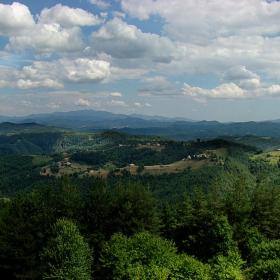 Облаци над Родопите