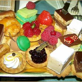 Десерт по бургундски