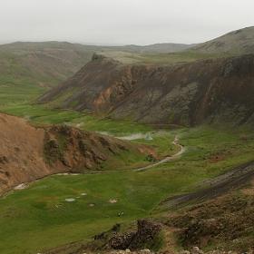 Rejkjadagur - Долината на пушеците