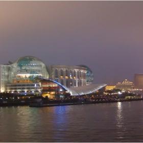 Шанхай, нощем (2)