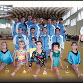 Нашите момичета - спортна гимнастика-Варна