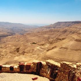 Проходът Уади Муджиб, Йордания