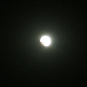 Лунно затъмнение 16-08-2008