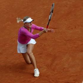 Виктория Кутузова, полуфинал, Международен тенис турнир за жени ALLIANZ BULGARIA CUP, Sofia 2008