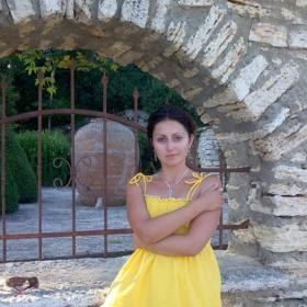 In the Balchic Garden
