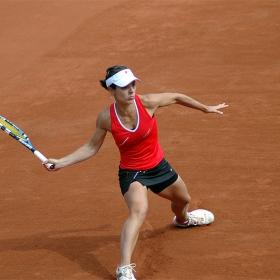 Llagostera Vives спечели   Международния тенис турнир за жени ALLIANZ BULGARIA CUP, Sofia 2008