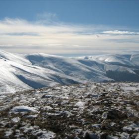 Осоговска планина / 17-18.01.2009 /