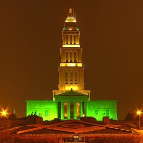 Масонският храм в Александрия (Вирджиния)