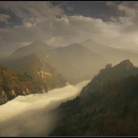 Над мъглите