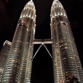 Кулите Петронас Куала Лумпур