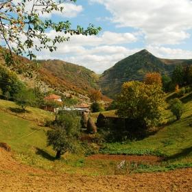 Есен в село Бабинци