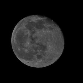 Луната с Панасоник FZ-38
