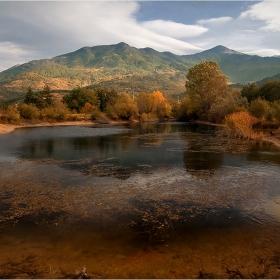 Да се потопим в цветовете на есента