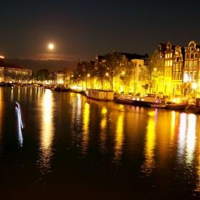 Amsterdam Night
