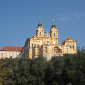 Манастирът в Мелк, Австрия