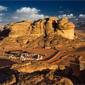 Пустинен лагер