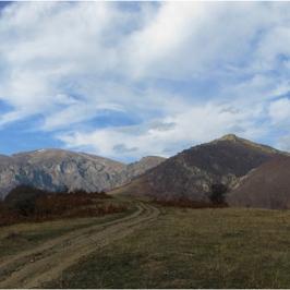 Стара планина - панорама