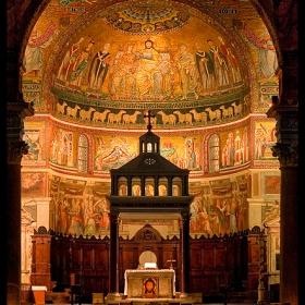 - Santa Maria in Trastevere -