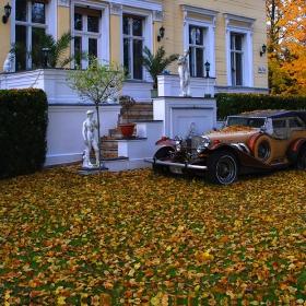 Есента на величията