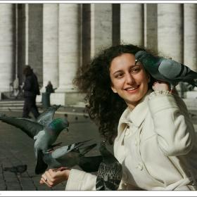 - An Angel in Rome -
