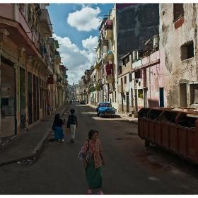 Улиците на Хавана