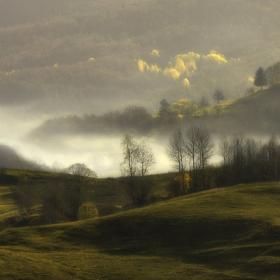 Утро над Горна Арда