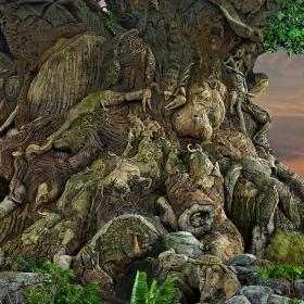 Пътешествие до дървото на живота
